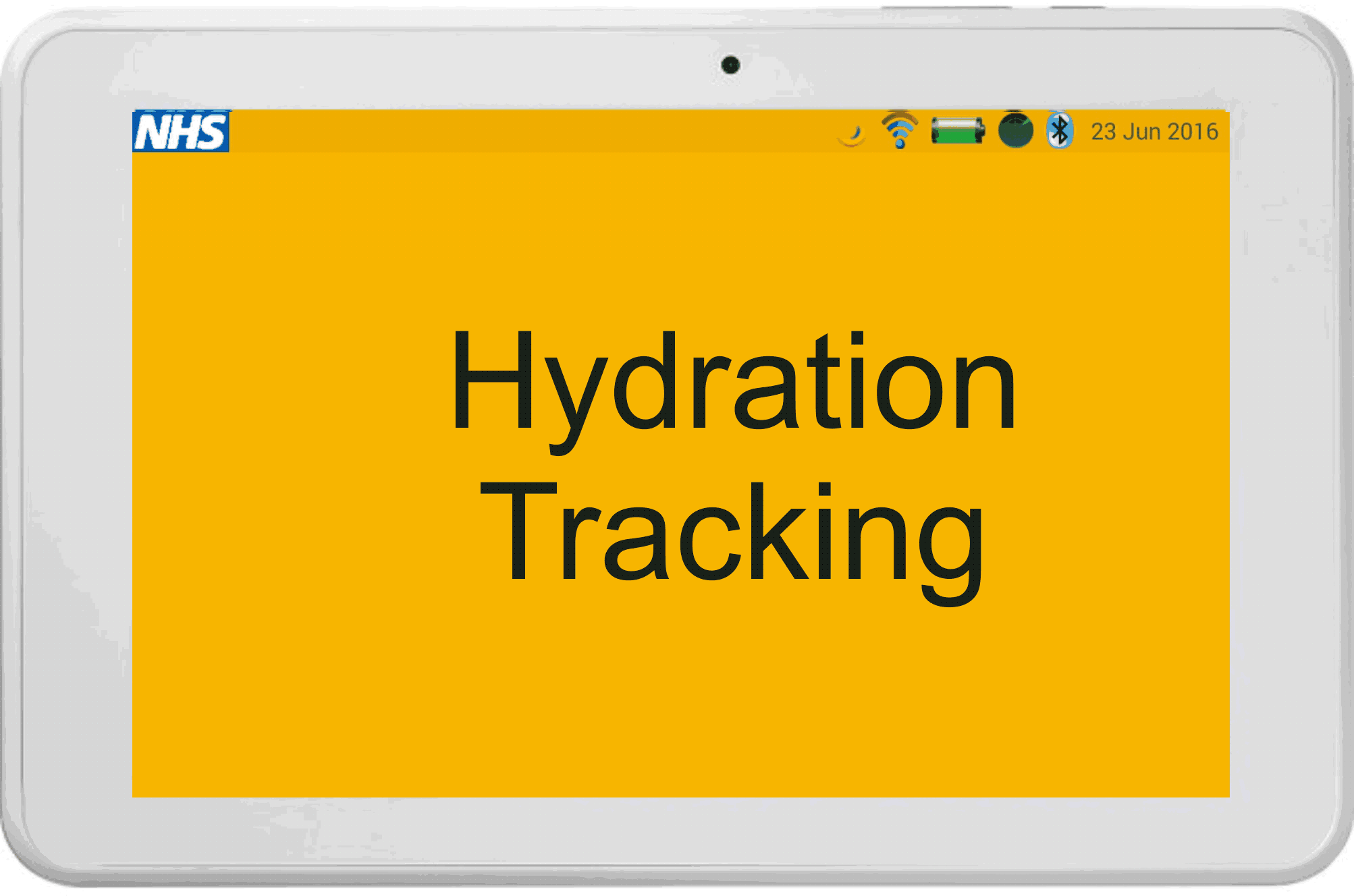 Hydration Tracking